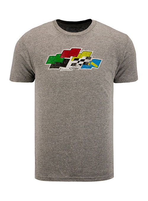 Daytona International Speedway Flags T-Shirt