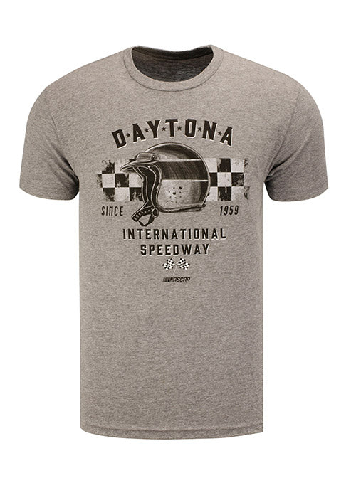 Daytona International Speedway Retro Helmet T-Shirt
