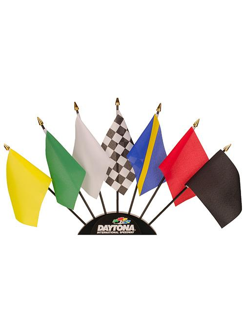 Daytona International Speedway 7 Piece Flag Set