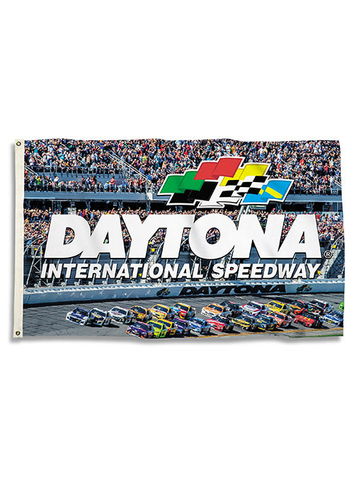 Daytona International Speedway Photo Banner