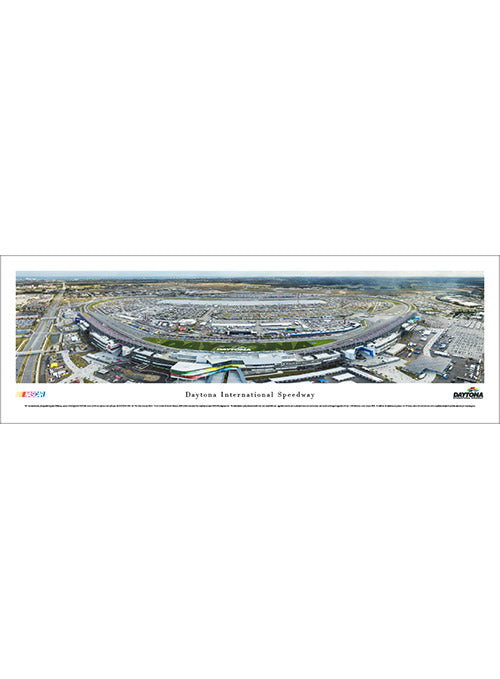 Daytona International Speedway Unframed Day Panoramic Photo