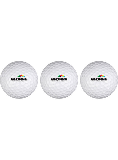 Daytona International Speedway Three Pack Golf Ball Set