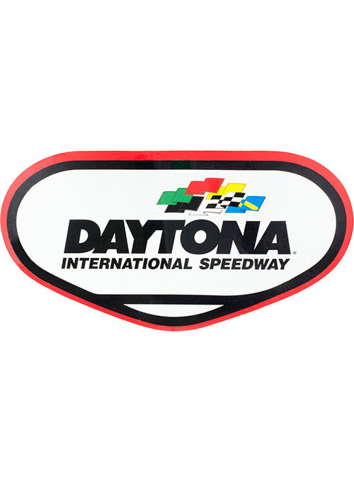 Daytona International Speedway Track Wooden Sign