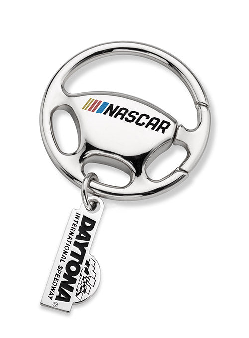 M. Lahart & Co. Daytona International Speedway Steering Wheel Key Fob