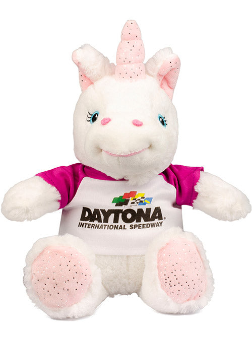 Daytona International Speedway Plush Unicorn