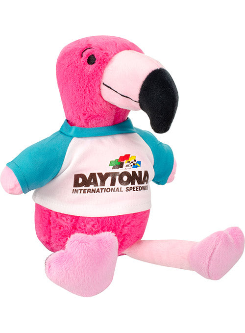 Daytona International Speedway Plush Flamingo