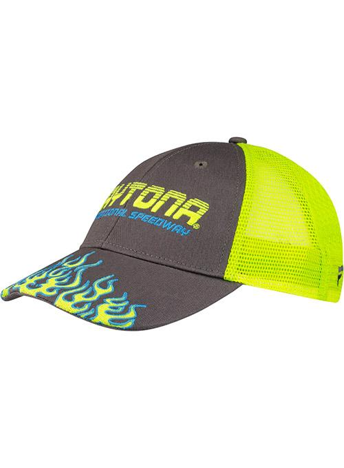Youth Daytona International Speedway Flame Hat