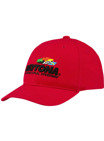 Youth New Era Kyle Busch Skittles Hat