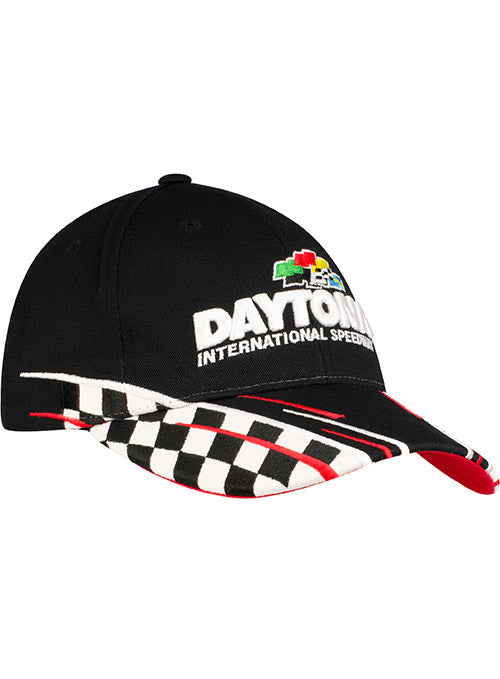 Youth Daytona International Speedway Checkered Hat