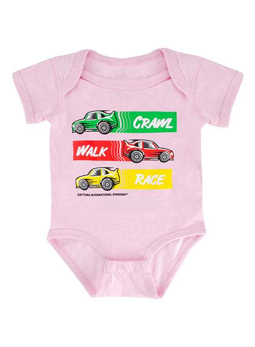 Infant Daytona International Speedway Onesie