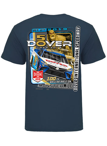 2019 Gander RV 400 Starting Line Up T-Shirt