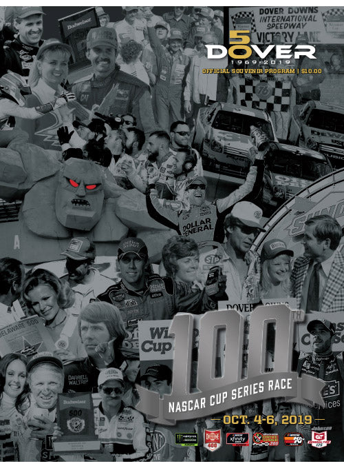2019 Dover International Speedway Fall Event Program