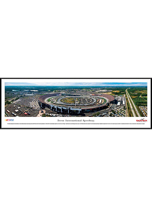 Dover International Speedway Standard Frame Panoramic Photo