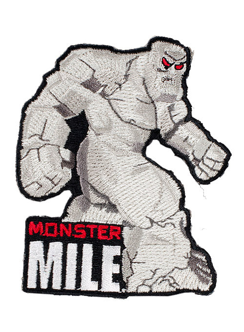 Dover International Speedway Monster Mile Embroidered Patch