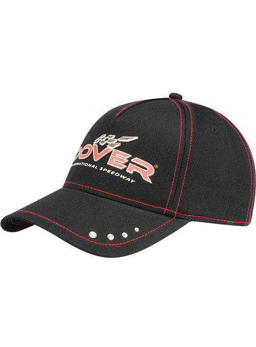 Ladies Dover International Speedway Rhinestone Hat