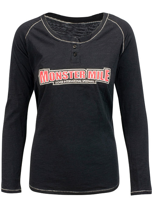 Ladies Dover International Speedway Long Sleeve T-Shirt