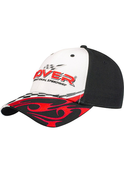 Dover International Speedway Checkered Flame Hat