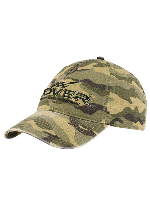 Dover International Speedway Military Camo Slouch Hat