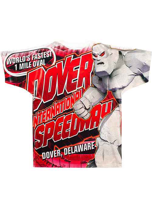 Dover International Speedway Fully Sublimated T-Shirt