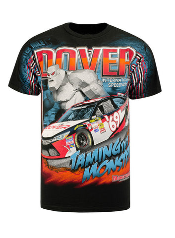 2019 Dover International Speedway Retro Car T-Shirt