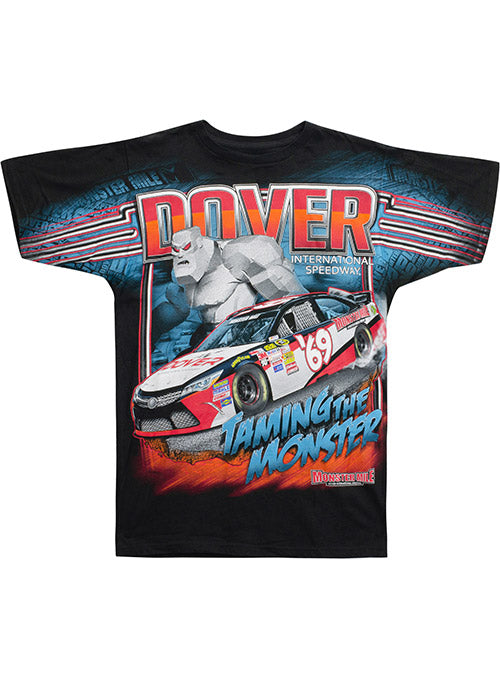 Dover International Speedway Taming The Monster All Over Print T-Shirt