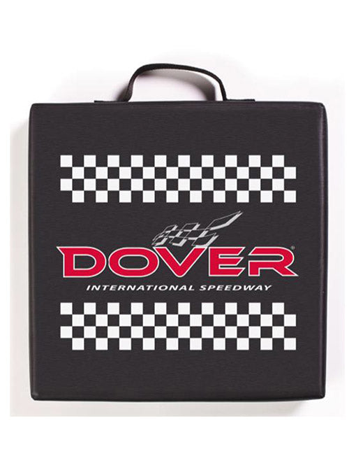 Dover International Speedway Checkered Seat Cushion