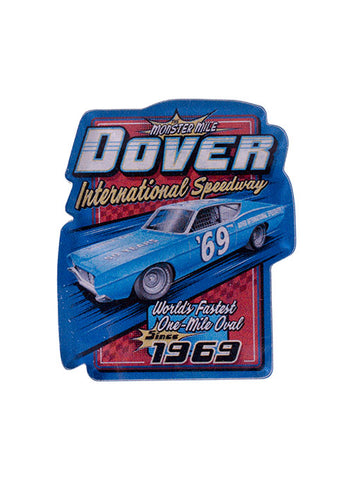 Ladies 2019 Dover International Speedway 50th Anniversary  3/4 Sleeve T-Shirt