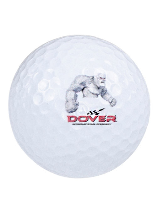 Miles the Monster Dover International Speedway Golf Ball