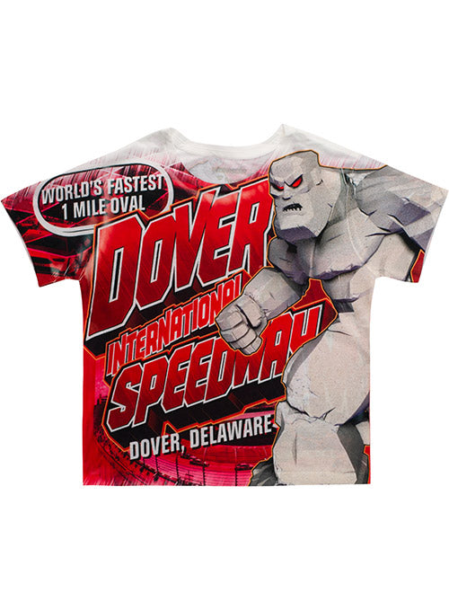 Youth Dover International Speedway Fully Sublimated T-Shirt