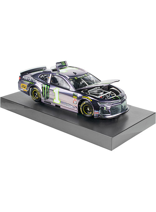 2019 Kurt Busch Monster Energy 1:24 Chrome Diecast