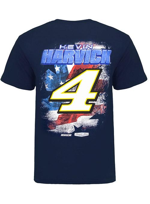 Kevin Harvick Patriotic T-Shirt