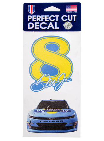 2019 Hollywood Casino 400 2-Pack Decal