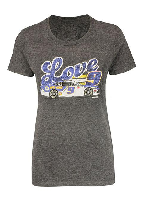 Ladies Chase Elliott Love T-Shirt