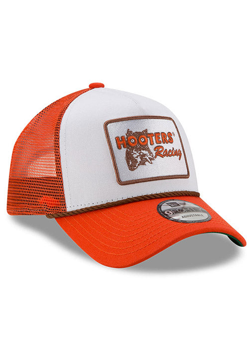 New Era Hooters Vintage A-Frame Trucker Hat