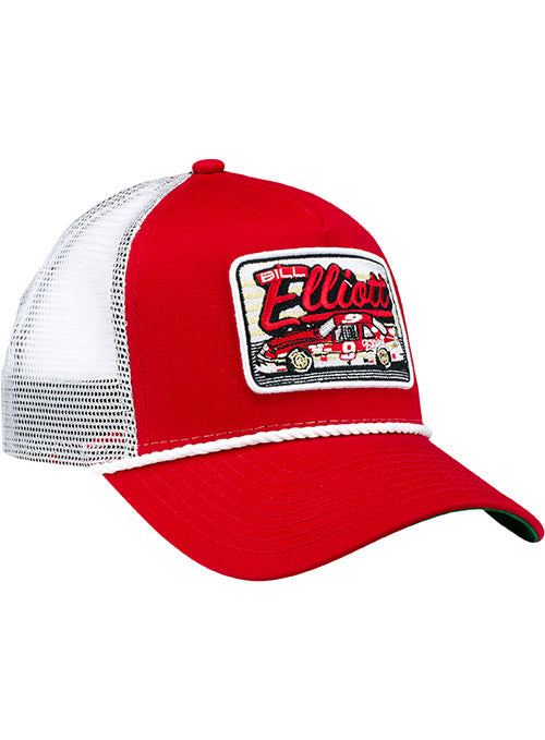 New Era Bill Elliott Vintage A-Frame Trucker Hat