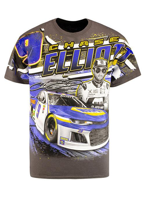 Chase Elliott Total Print T-Shirt