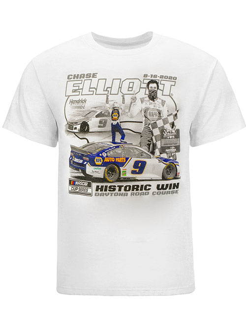 Chase Elliott 2020 Historic Win T-Shirt