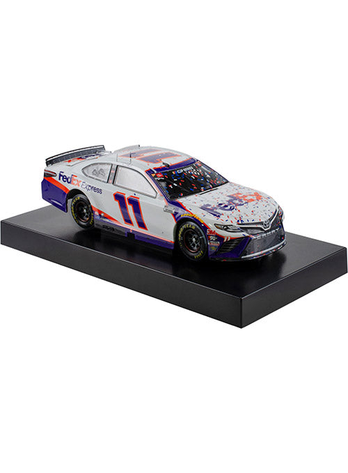 2020 Denny Hamlin FedEx D500 Champ 1:24 ELITE Die-cast