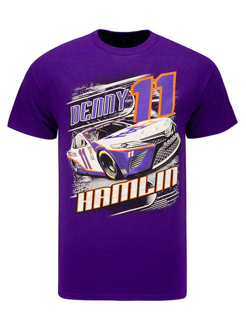 Denny Hamlin Car Graphic T-Shirt