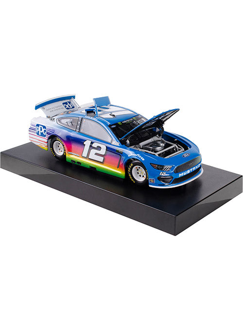 2019 Ryan Blaney PPG Paints 1:24 ELITE Die-cast