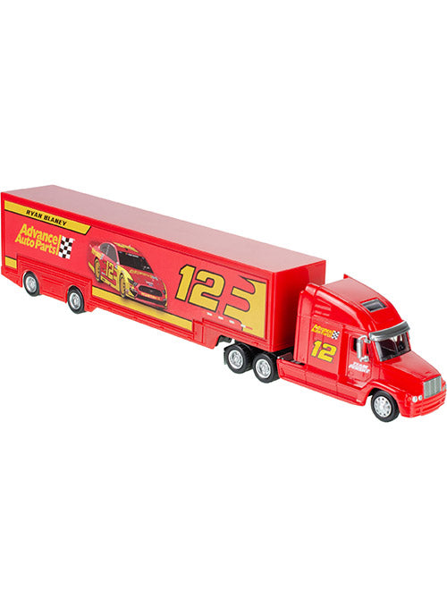 2020 Ryan Blaney Advanced Auto Hauler 1:64 Die-cast