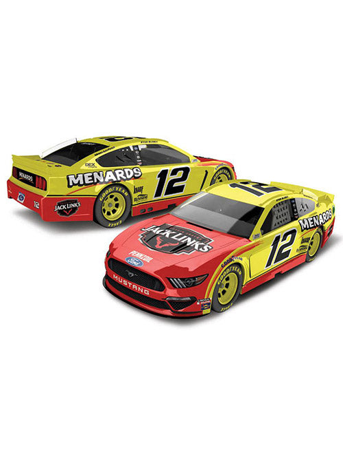 2020 Ryan Blaney Menards 1:64 Diecast