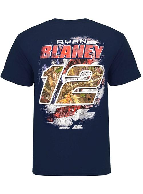 Ryan Blaney Patriotic T-Shirt