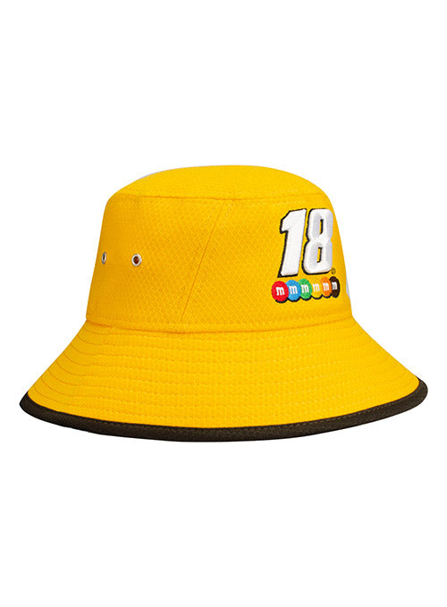 New Era Kyle Busch M&M's Hex Team Bucket Hat