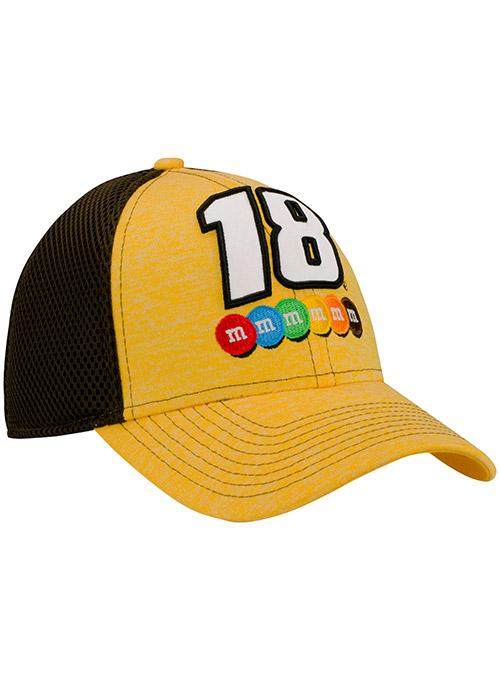 New Era Kyle Busch M&M's Tonal Shade Flex Hat