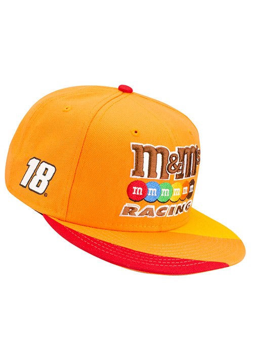 New Era Kyle Busch M&M's Snapback Hat