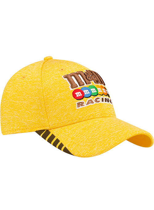 New Era Kyle Busch M&M's Visor Trim Adjustable Hat