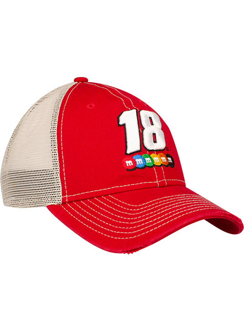 New Era Kyle Busch 9TWENTY Trucker Hat