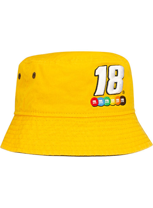 New Era Kyle Busch Hex Tech Bucket Hat