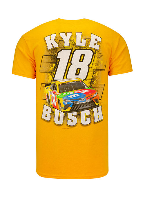 Kyle Busch M&M's Graphic Car T-Shirt